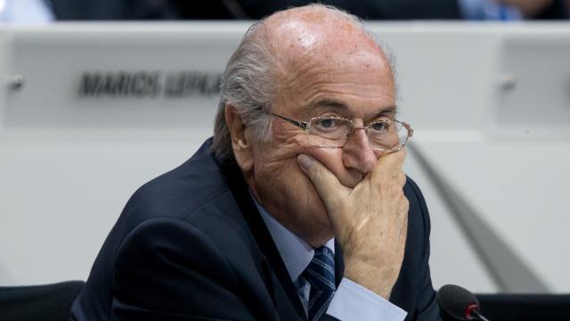 Blatter'e istifa çağrısı