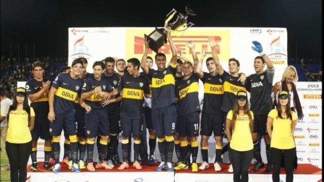Sezonun İlk Kupası Boca'nın