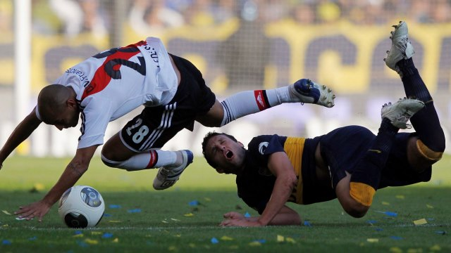 Superclasico'nun Galibi Yok