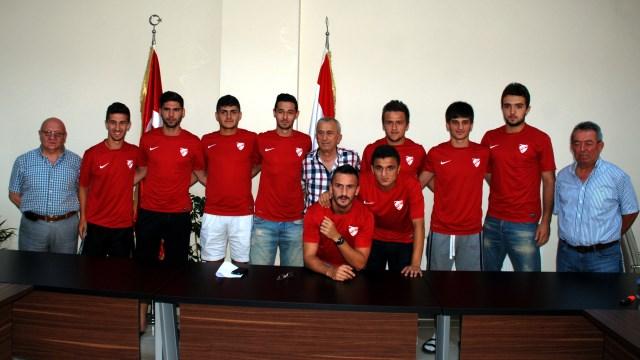 Boluspor gençlere yöneldi