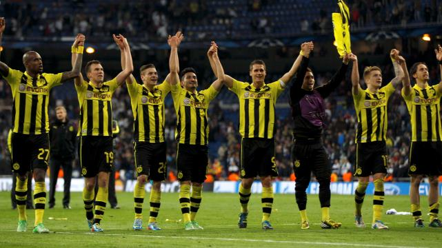 Dortmund Ecel Terleriyle Finalde