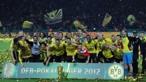 Dortmund, Double Yaptı!