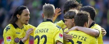 Dortmund Şampiy..