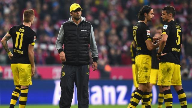 Dortmund için kötü gece...