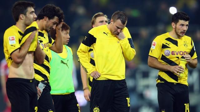 Dortmund'a yine hüsran!