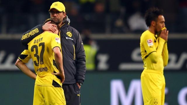 Dortmund'un yüzü yine gülmedi