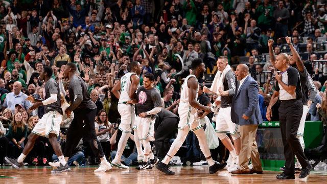 Celtics'ten üst üste 12. galibiyet
