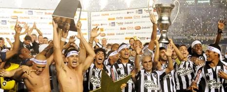 Adriano Kaçırdı, Botafogo Şampiyon