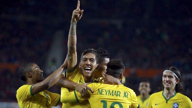Brezilya'nın kadrosu belli oldu