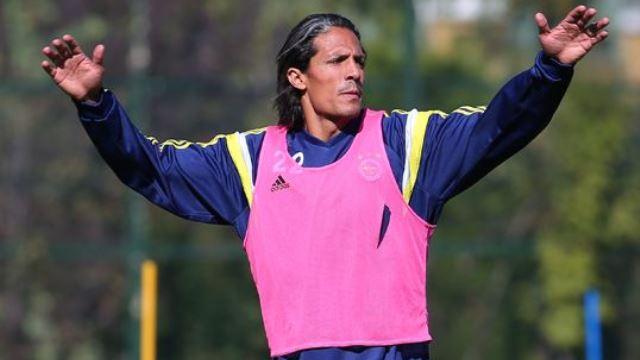 Alves bu kez idmanda