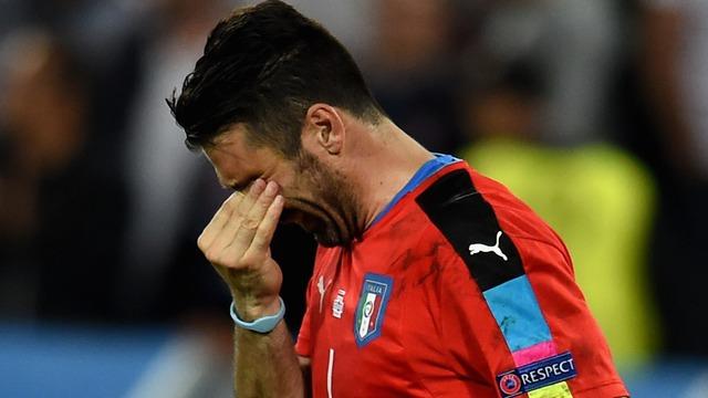Pogba'nın aklı Buffon'un gözyaşlarında