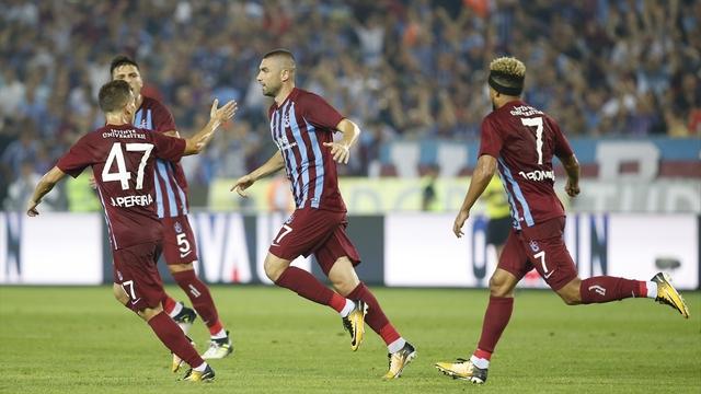 Trabzonspor'da 'Kral'ın dönüşü!