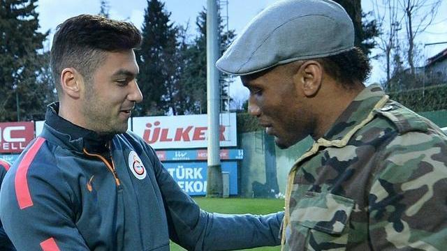 Galatasaray'da Drogba sürprizi