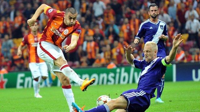 Galatasaray'ın kader gecesi!