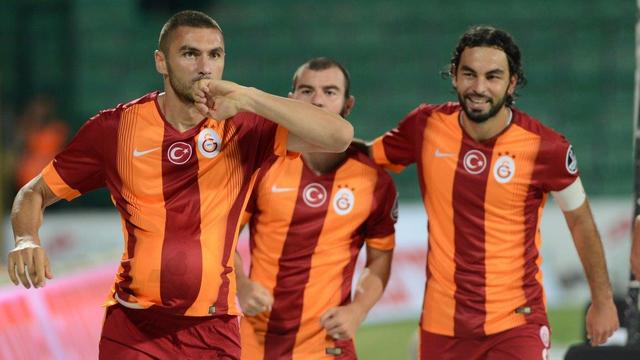 Galatasaray'da moral yemeği