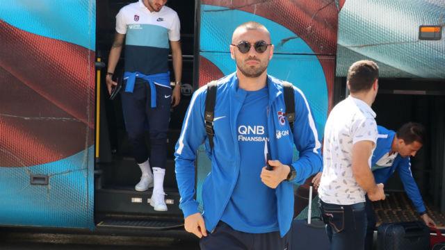 Burak Yılmaz Osmanlıspor maçında yok
