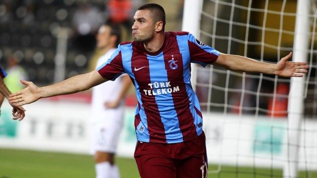 Trabzonspor, gol kralına kavuşuyor!