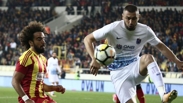 Trabzonspor'un kabusu bitmiyor