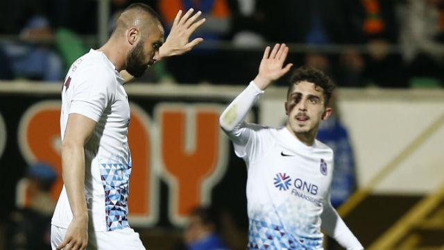 Trabzonspor geri döndü, hasreti bitirdi