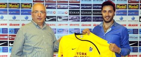 İşte Trabzonspor'un İlk Transferi