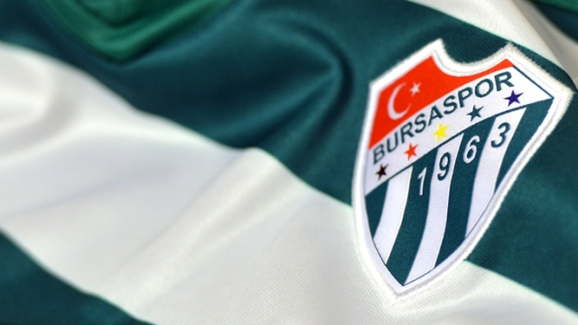 Bursaspor'dan Mersin İdmanyurdu'na tepki