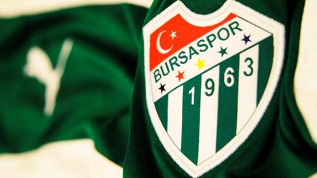 Bursaspor'dan TFF'ye tepki!