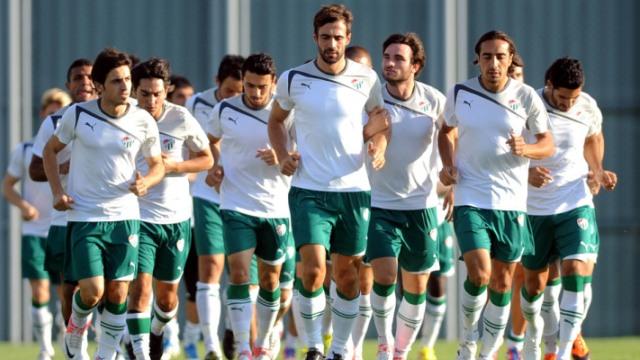 Bursaspor'a İyi Haber
