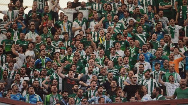 Bursaspor'a videolu motivasyon