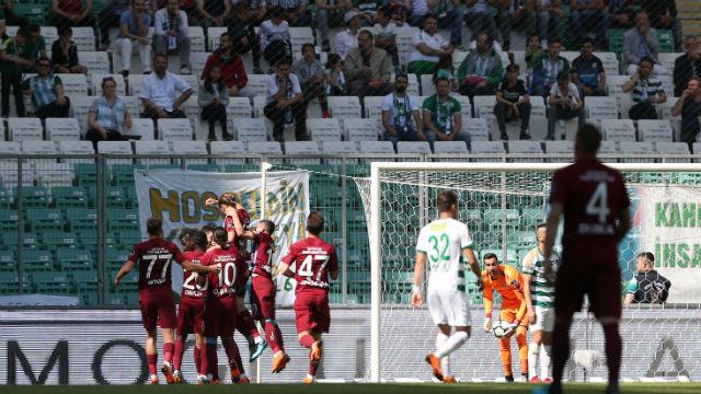 Trabzonspor işi erken bitirdi
