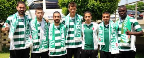 Bursaspor'da İmza Şov!
