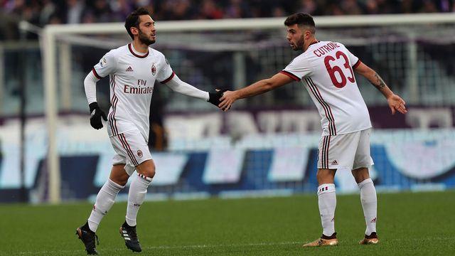 Milan'ı Hakan kurtardı!