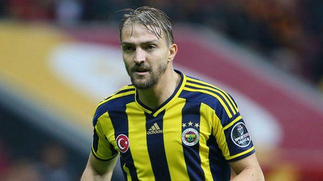 Fenerbahçe'ye duygusal veda