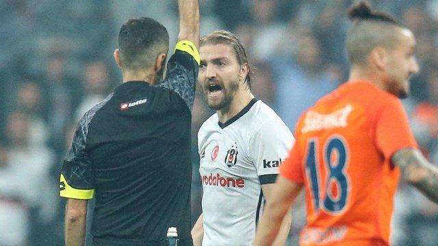 Beşiktaş'tan Caner tepkisi