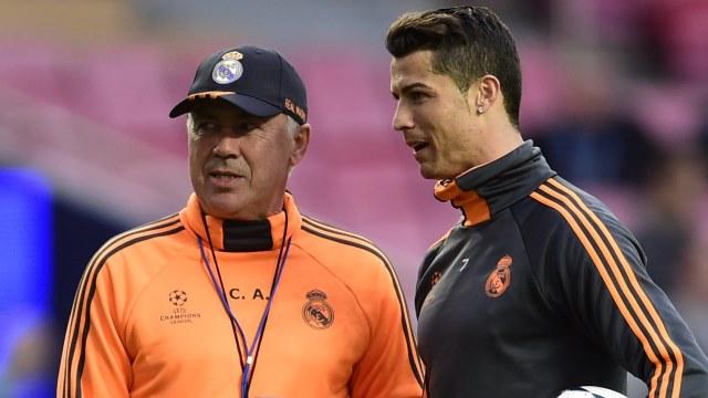 Ancelotti: Ronaldo'ya soracağım