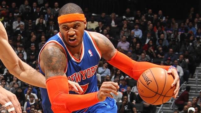 Knicks Deplasmanda Güldü