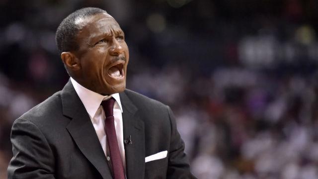 Raptors'ta Casey dönemi sona erdi