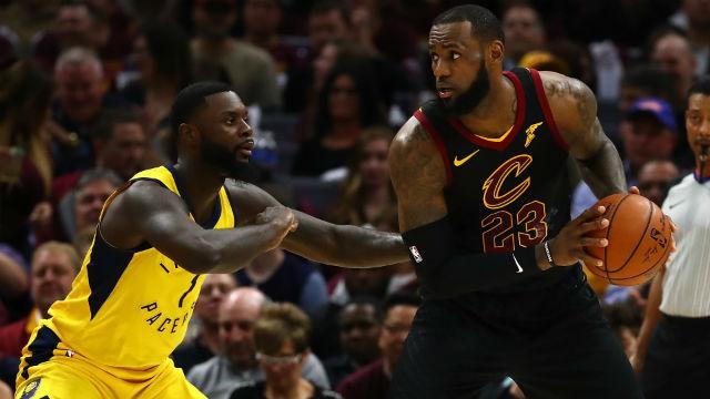 Cavaliers-Pacers serisi 7. maça uzadı