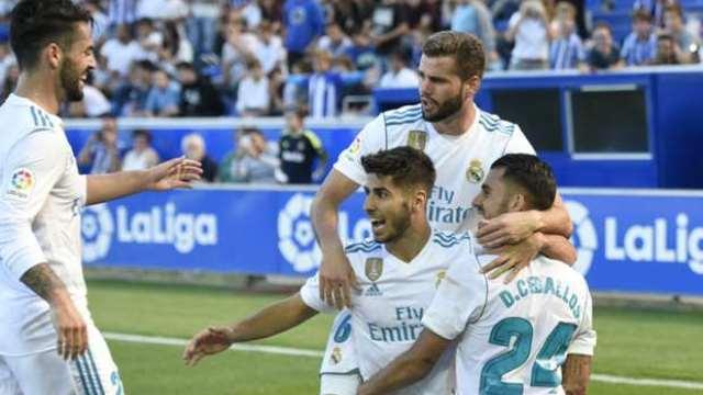 Real Madrid'i Ceballos kurtardı
