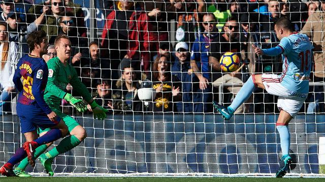 Barcelona'dan üst üste ikinci kayıp