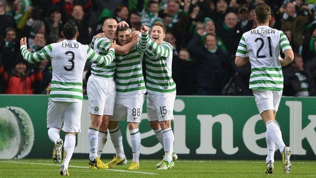 Celtic Son 16'da