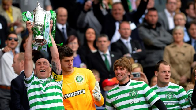 Kupa Canavarı Celtic