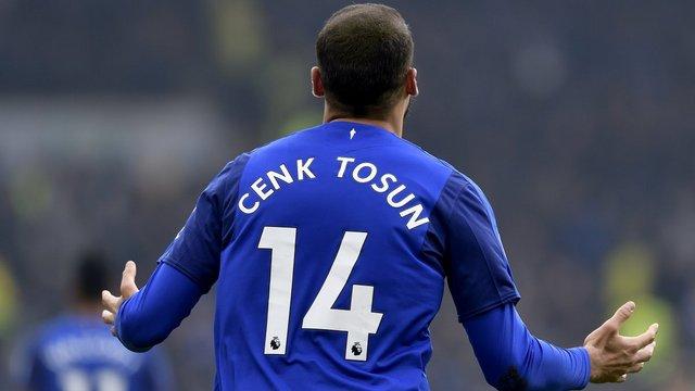 'Everton formasıyla Beşiktaş'a karşı...'