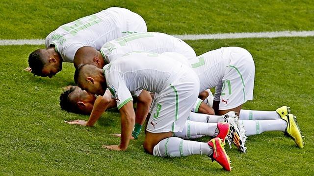 Cezayir'den 'Alman hesabı'