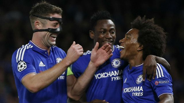 Chelsea Devler Ligi'nde başka!