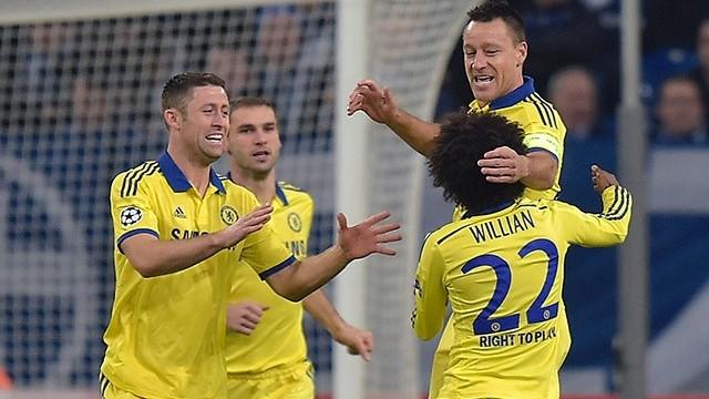 Chelsea beşledi!