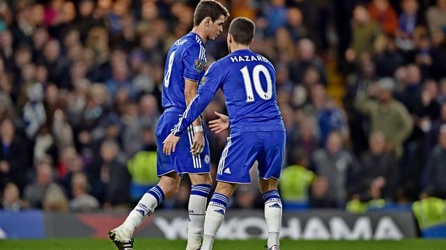 Chelsea, Hiddink'e hediye veremedi!