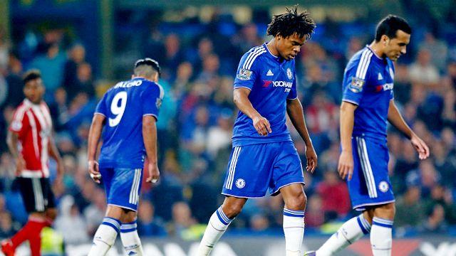 Chelsea'ye bir darbe daha!