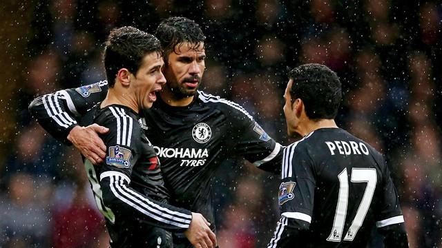 Chelsea 'rahat' kazandı!