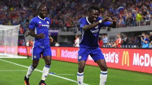 Chelsea, Milan'ı farklı geçti