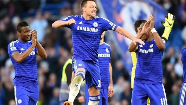 Chelsea şampiyonluğunu ilan etti!